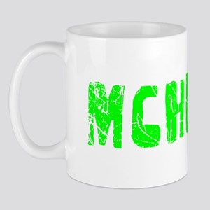 McHenry Faded (Green) Mug